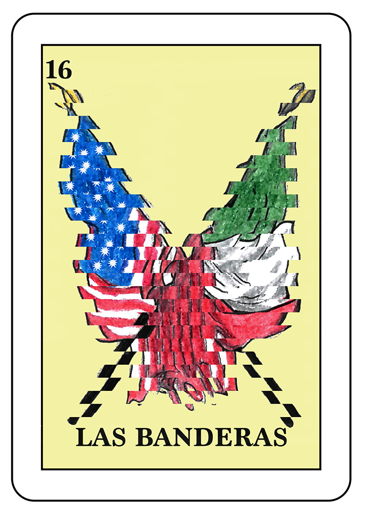 Las Banderas: The Flags