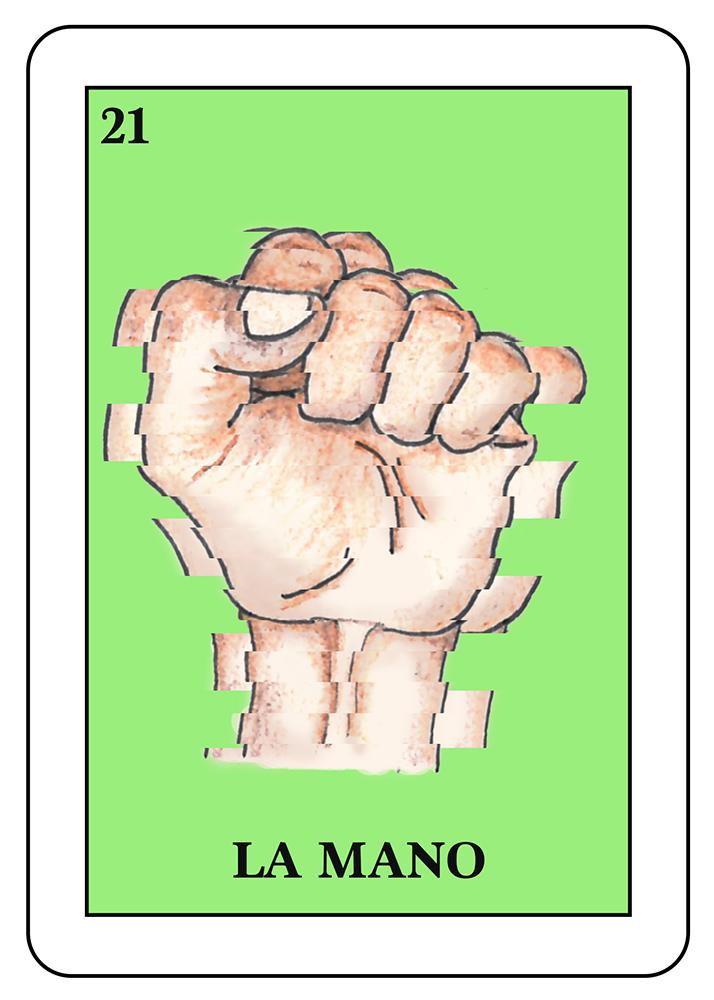La Mano / The Fist