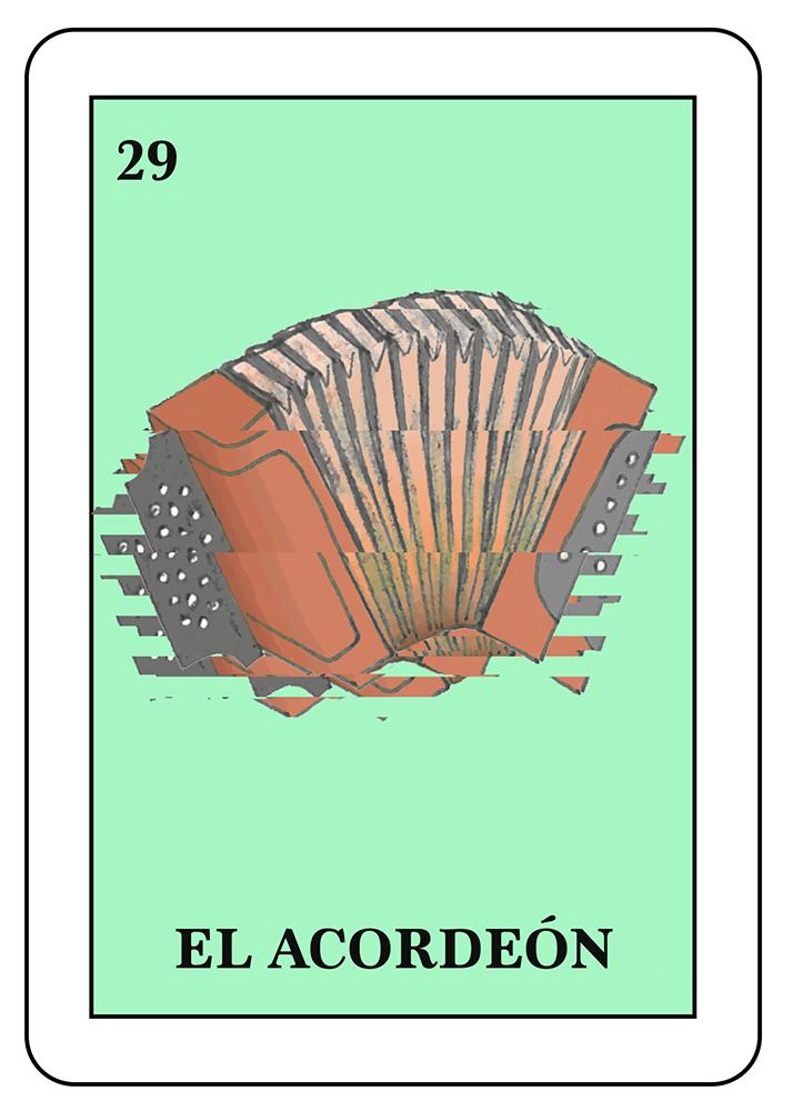 El Acordeón / Accordion