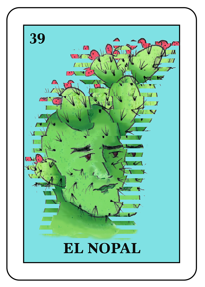 El Nopal / The Cacti