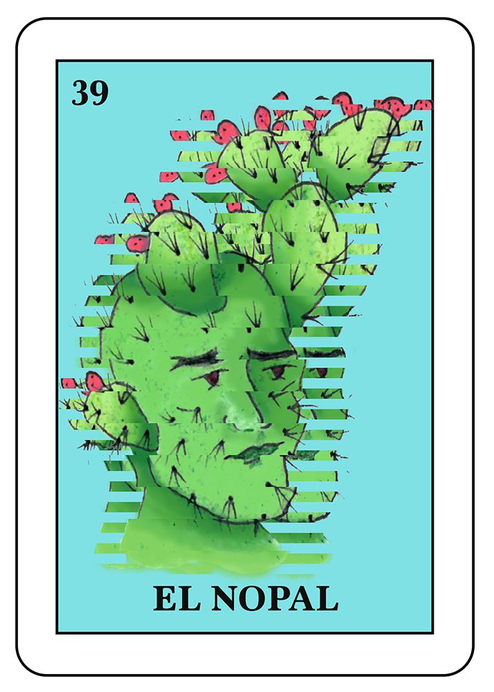 El Nopal / The Cacti