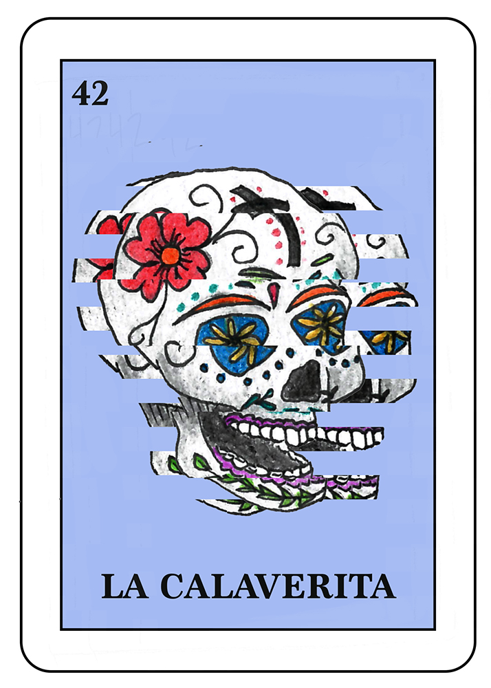 La Calaverita / The Skull