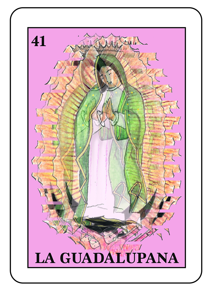 La Guadalupana / The Virgin of Guadalupe