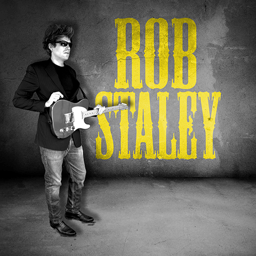 Check out the latest songs from Rob Staley's self-titled album. -
