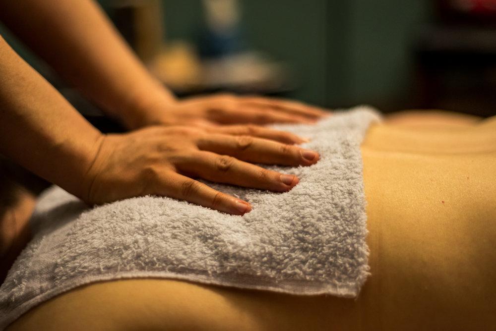 90 Minute Customized Massage -