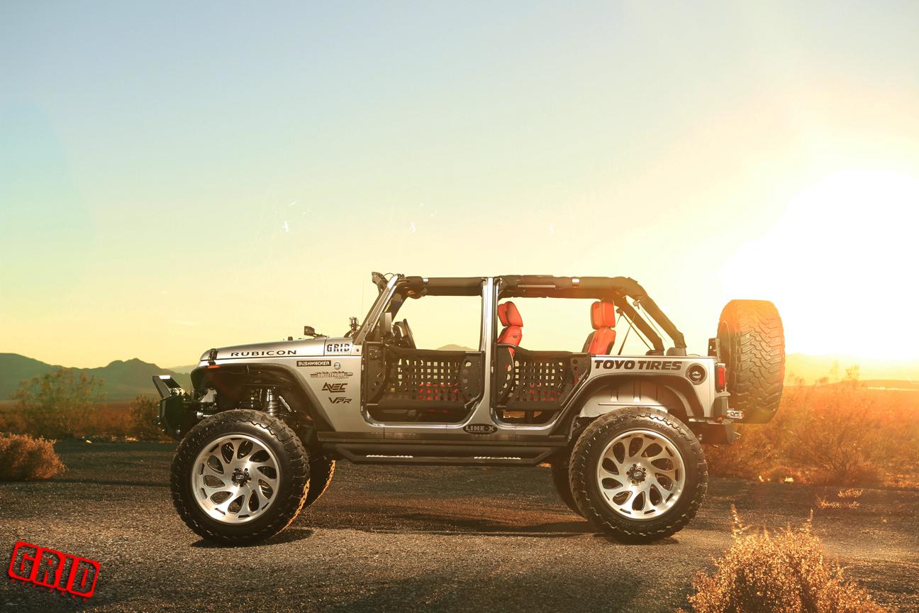 Jeep Accessories Totally Trucks Wrangler Jk