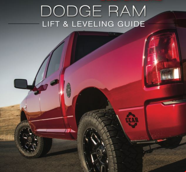 Totally Trucks Lift and level Dodge Ram Truck.JPG