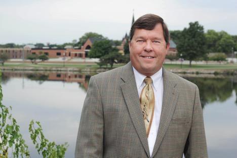 Dr. Larry Van Daalen, OD