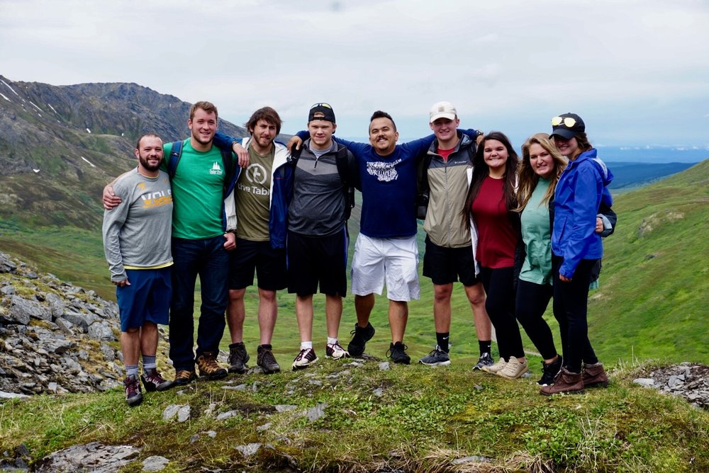 BCM Mission Trip to Anchorage Alaska July 2017