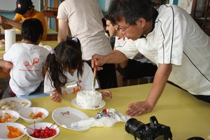 DAA Cake Decorating Workshop