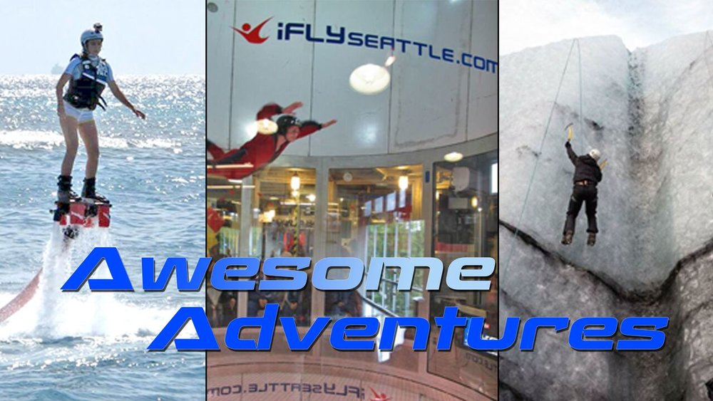 AWESOME ADVENTURES -