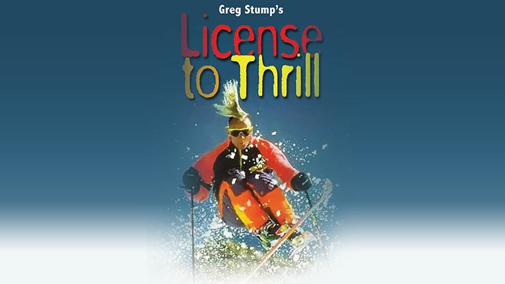 License to Thrill -