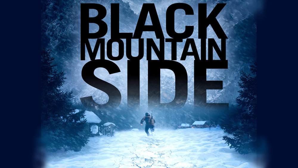 Black Mountain Side -