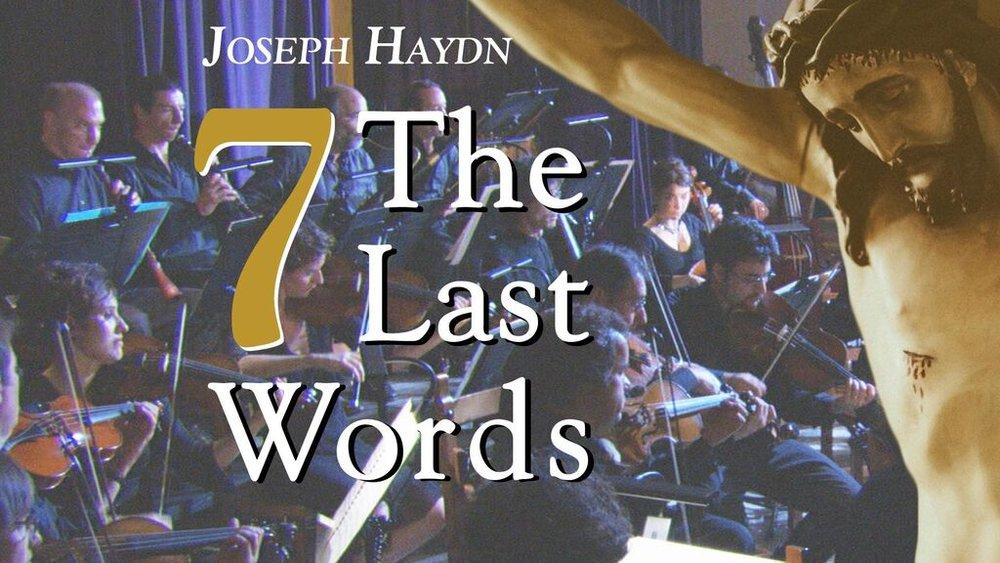 Joseph Haydn: The Seven Last Words -