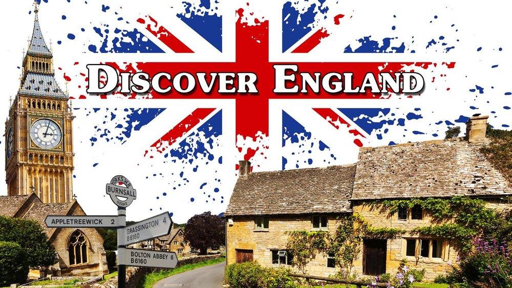 Discover England -