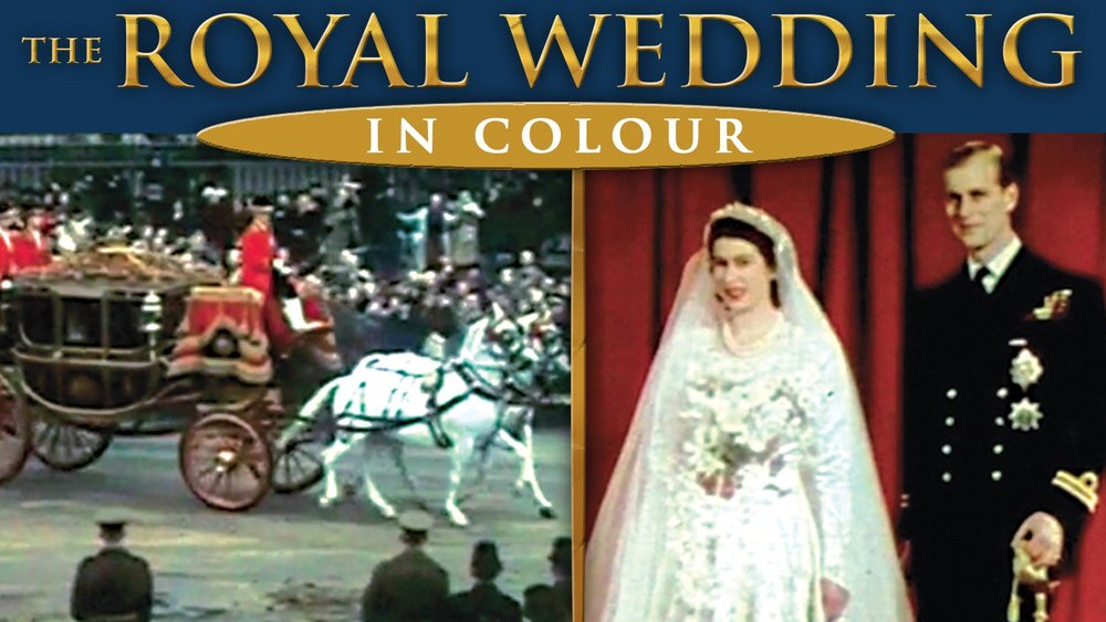 The Royal Wedding in Colour -