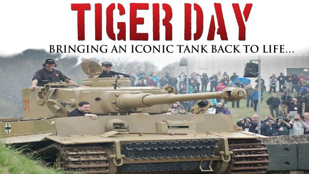 Tiger Day: Tiger Tank 131 -
