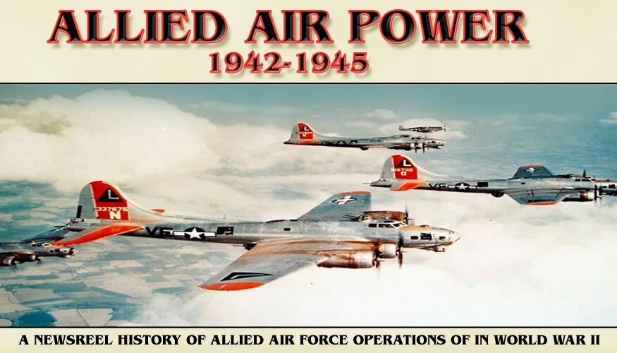 Allied Air Power: 1942-1945 -
