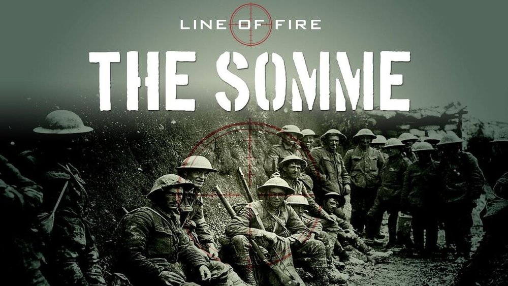 Line of Fire: The Somme -