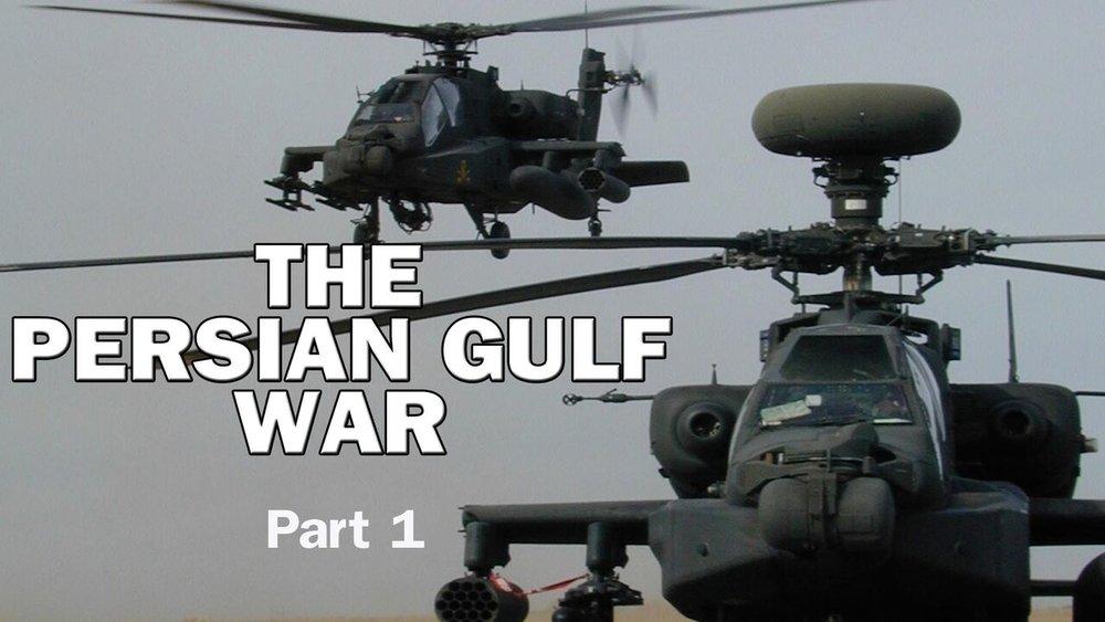 Modern Warfare: The Persian Gulf War -