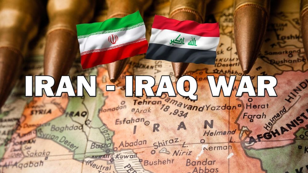 Modern Warfare: Iran-Iraq War  -