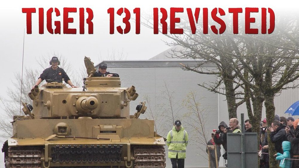 Tiger 131 Revisited  -