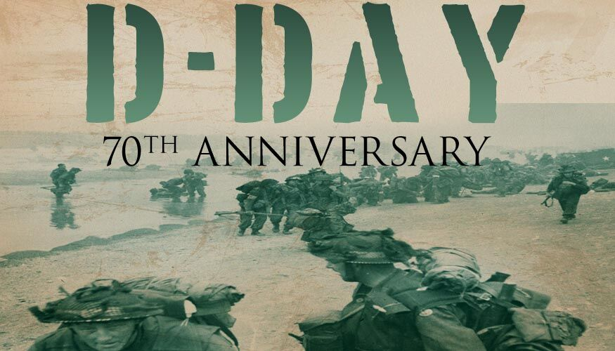 D-Day 70th Anniversary -