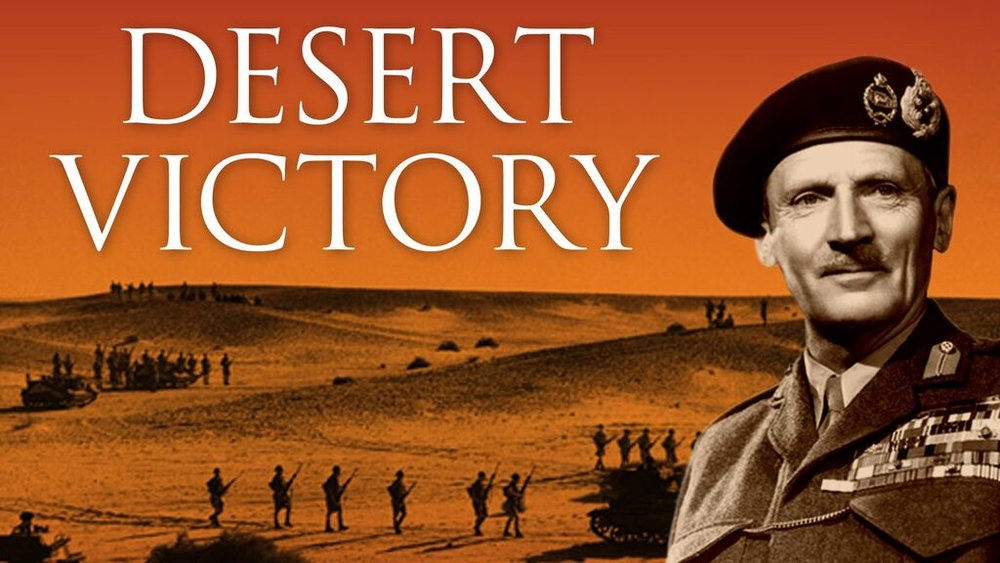 Desert Victory WWII  -