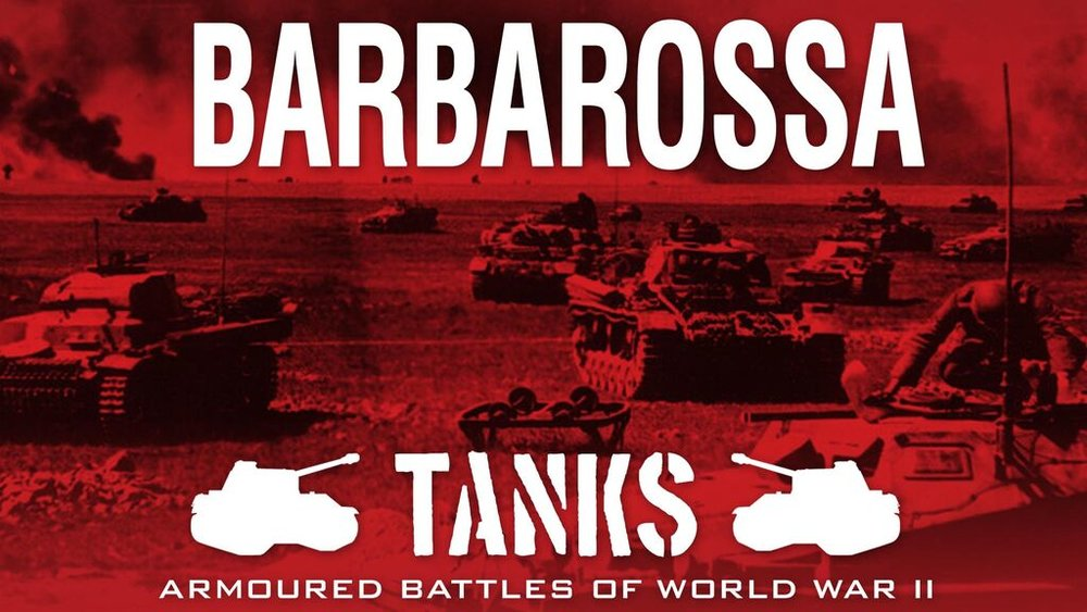 Tanks Barbarossa -
