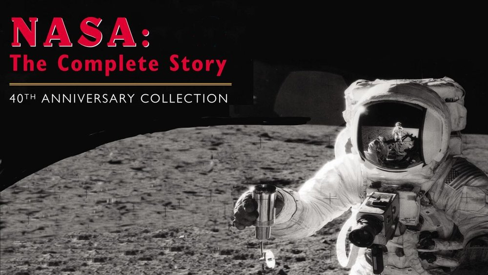 Nasa: The Complete Story -