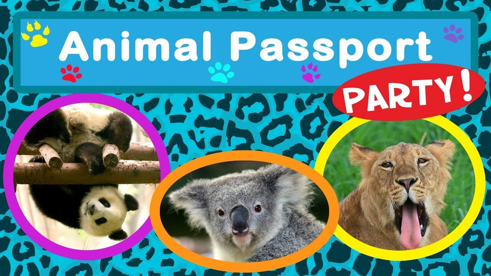 Animal Passport Party -