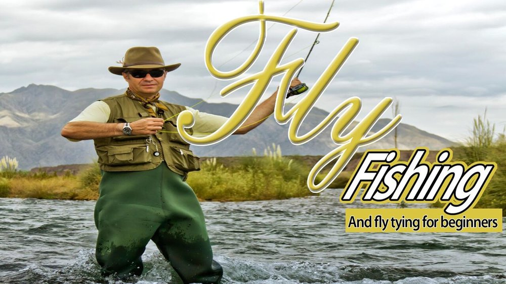 Fly Tying and Fly Fishing for Trout -
