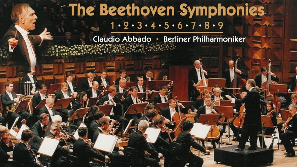 The Beethoven Symphonies 1-9 -