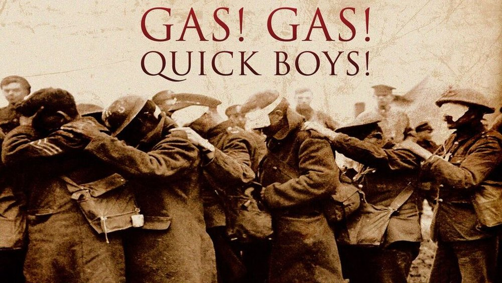 The Last Secrets of the Great War: Gas, Gas -