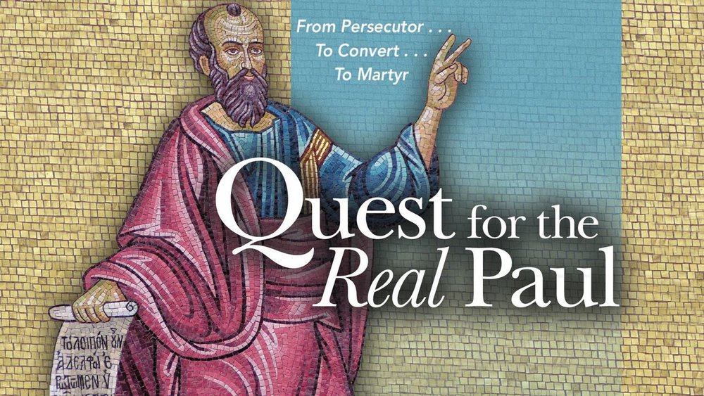 Quest for the Real Paul -