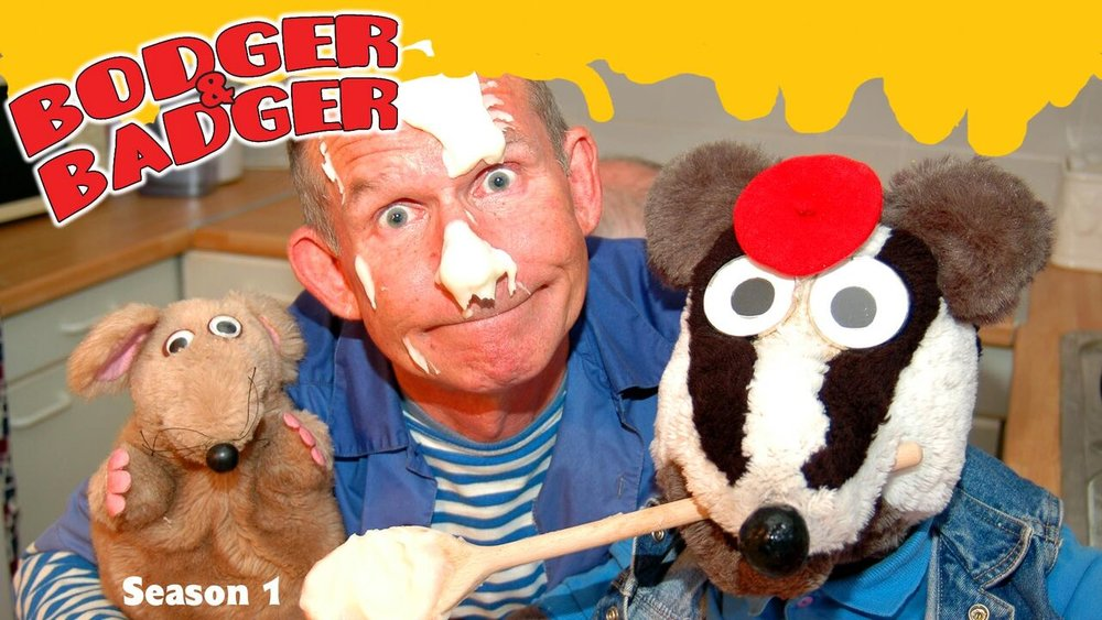 Bodger and Badger -