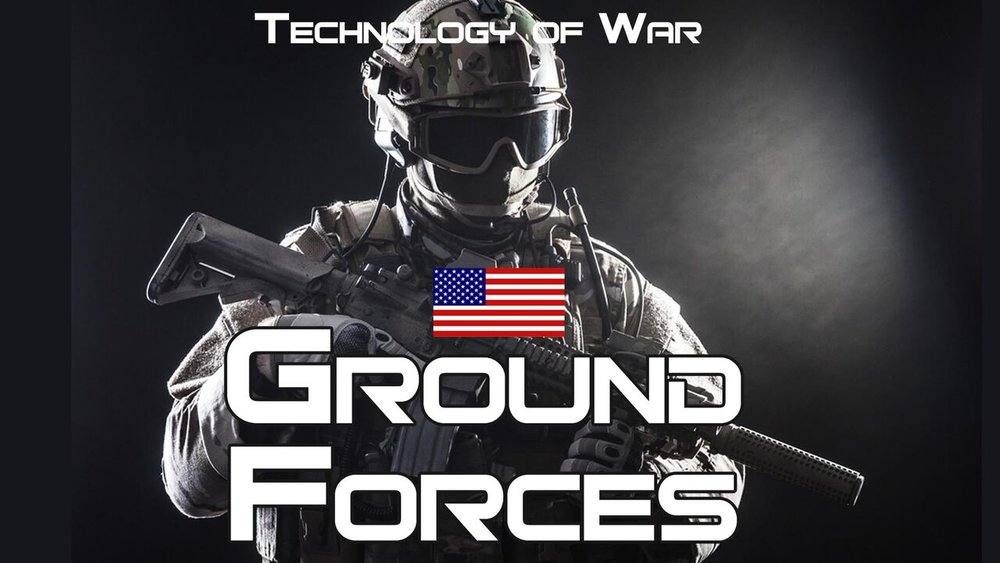 Technology of War: Ground Forces -