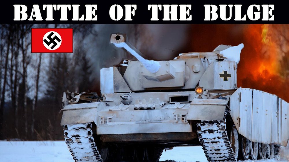 Battle of the Bulge  -