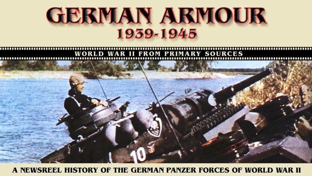 German Armour: The Panzer I,II, & III -