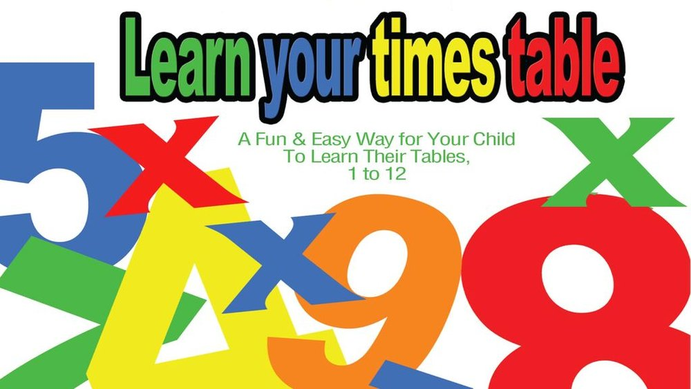 Learn Your Times Table -