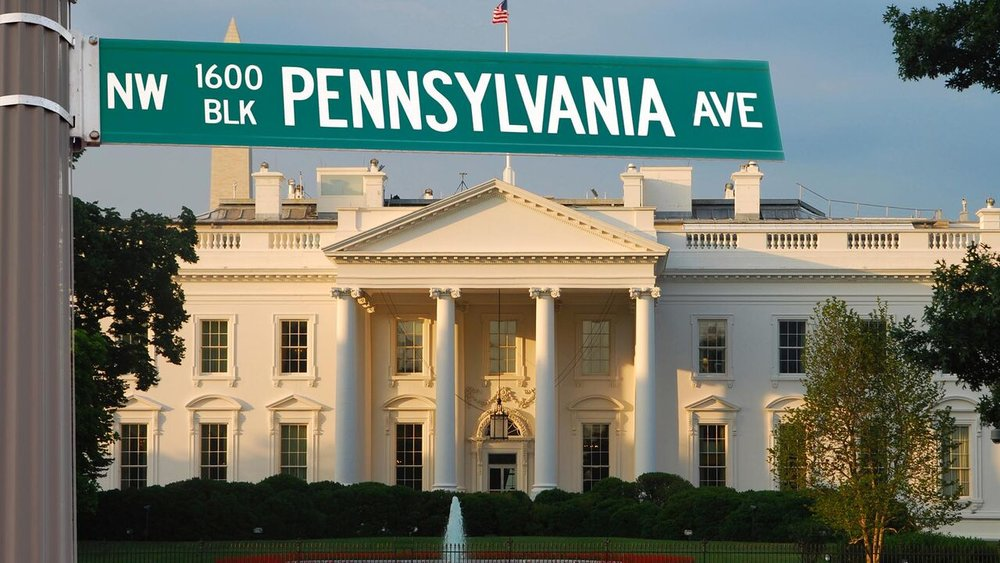1600 Pennsylvania Avenue -