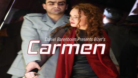 Daniel Barenboim Presents Bizet's Carmen -