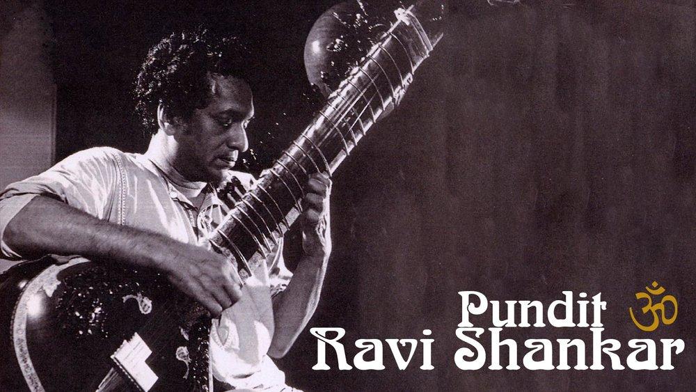 Pundit Ravi Shankar -