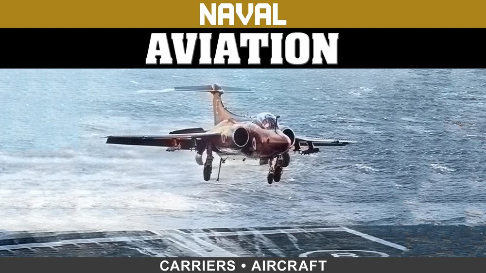 Naval Aviation: Carriers & Aircraft  -