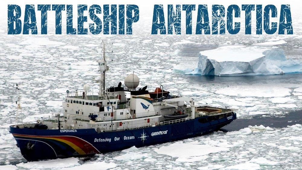 Battleship Antarctica -