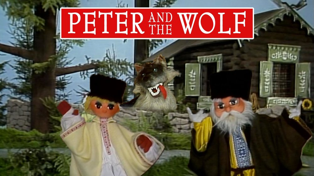 Peter and the Wolf -