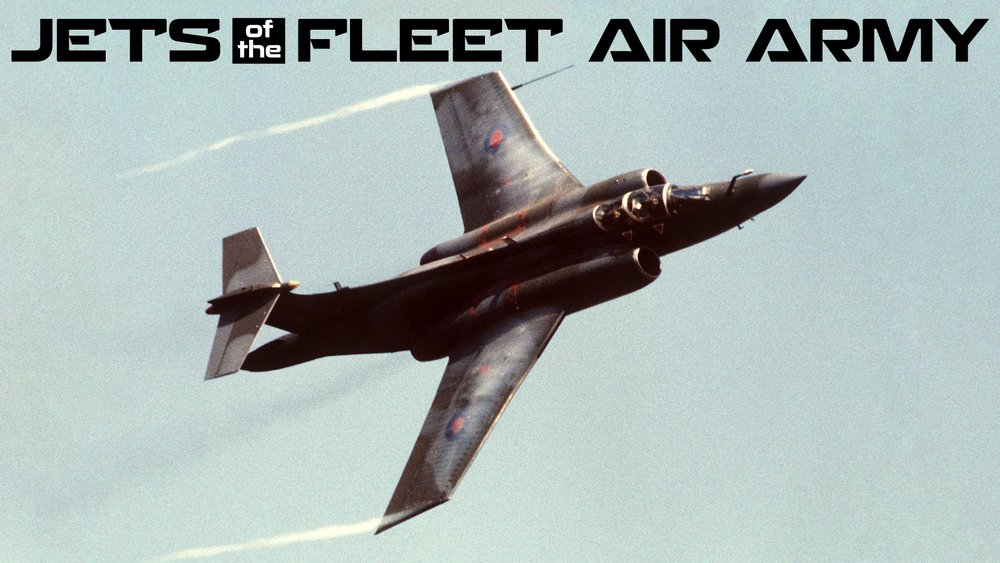 Jets of the Fleet Air Arm -