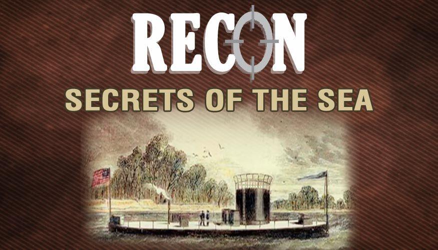 Recon: Secrets of the Sea -