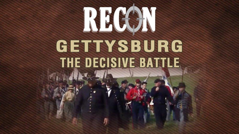 Recon: Gettysburg -