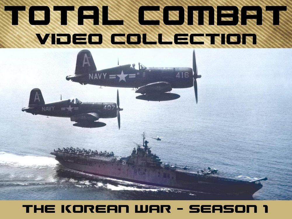 Total Combat The Korean War -